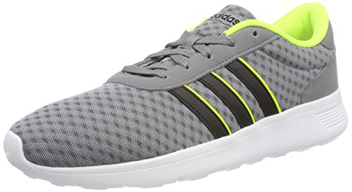 Grey Adults Yellow Core Three Gray Core Gray F17 Three Black Solar Trainers Adidas F17 Black Unisex Yellow Solar 'Lite Racer Xggq51