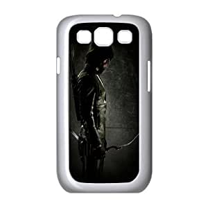Green Arrow FG0006668 Phone Back Case Customized Art Print Design Hard Shell Protection Samsung Galaxy S3 I9300