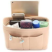 Amassan Portable Multi-function Purse Organizer