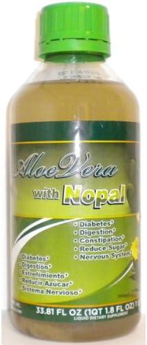 Nopalina Aloe Vera Gel