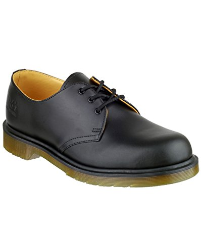 Leather Martens Shoes Non Black Mens Lace Up Dr B8249 Safety SqgwYS