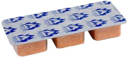 Bleuet 1350 Degree Smokeless 14 gram Solid Fuel Cubes