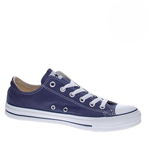 Converse Unisex Chuck Taylor All Star OX Sneaker (3.5 US MEN / 5.5 US WOMEN, Navy,.) (Navy Blue All Star Converse Women)