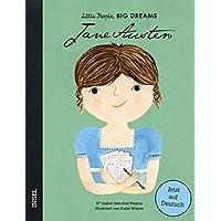 Jane Austen: Little People, Big Dreams. Deutsche Ausgabe