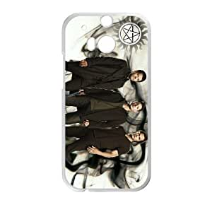 HTC One M8 Phone Case White Supernatural KG4499293
