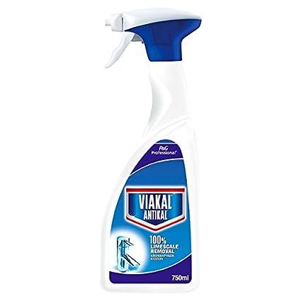 Viakal Spray eliminador de cal profesional Regular 750 ml (unidades de 750 ml)