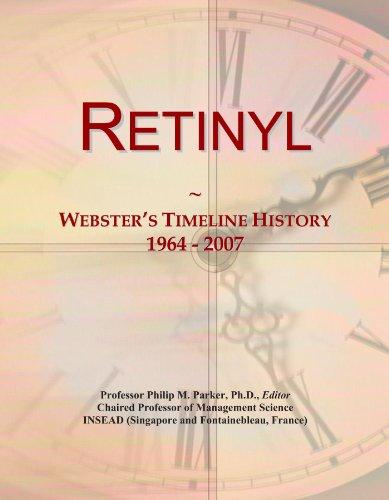 Retinyl: Webster's Timeline History, 1964 - 2007