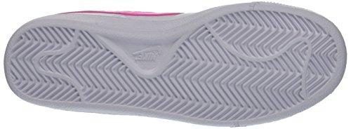 Nike Court Royale (Gs), Zapatillas de Deporte Para Niñas Multicolor (White / Pink Blast)