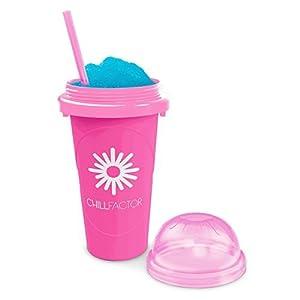 Chill Factor Tutti Fruity Slushy Maker (Pink)