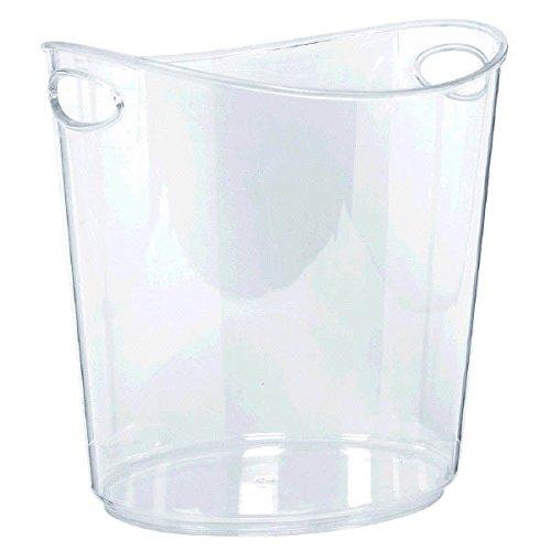 Clear Ice Bucket -
