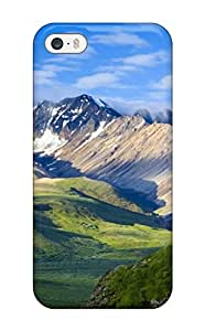 Laci DeAnn Perry's Shop Christmas Gifts High-quality Durable Protection Case For Iphone 5/5s(denali National Park)