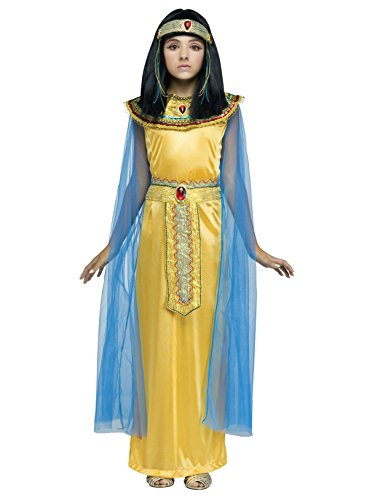 Golden Cleo Child Costume - Medium