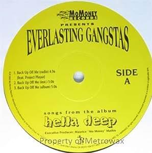 Everlasting Gangstas - Back Up Off Me / Get It Crunk