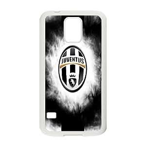 Juventus 002 (2) plastic funda Samsung Galaxy S5 cell phone case funda white cell phone case funda cover ALILIZHIA12141