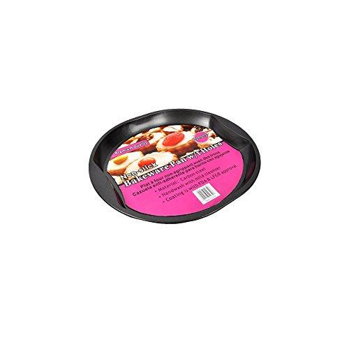 Kole Imports UU116 Round Bakeware Pan with Holes