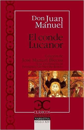 Amazon.com: El conde Lucanor (CLASICOS CASTALIA. C/C. nº 9 ...