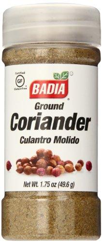 Badia Coriander Ground, 1.75 Ounce (Pack of 12) by Badia