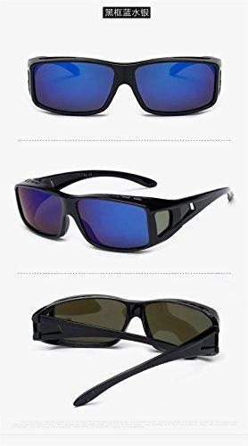 féminins masculins modèles Miroir CHshop verres myopie pour et bleus 6Rqvx7Ow