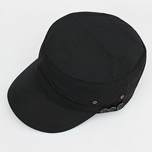 secado béisbol de Sombrero Sombrero sol MAZHONG de Sombrero plano copa Sombrero de verano rápido de de hombre de unisex Gorras BFqSwExEU