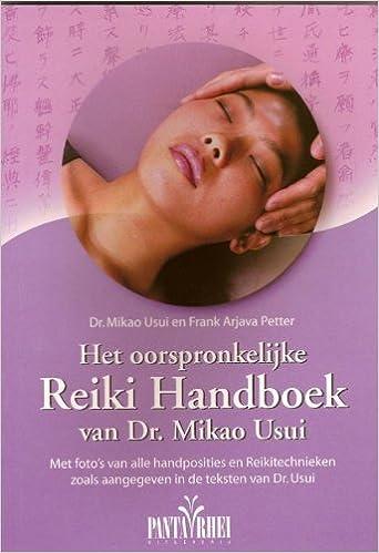 Reiki handbook handboek self healing