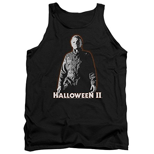 Halloween Ii Michael Myers Unisex Adult Tank Top for Men and Women, X-Large Black]()
