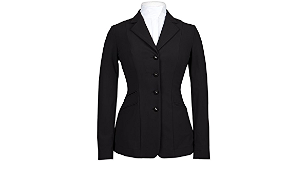 Black Soft Shell Classics Ladies Xtreme Collection R.J 14RE
