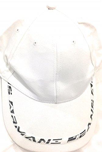 Armani Jeans - Gorra de béisbol - para hombre Blanco blanco Talla única