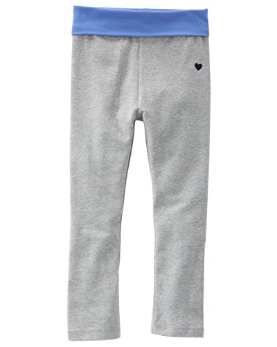 Carters Girls Foldover Skinny Pants