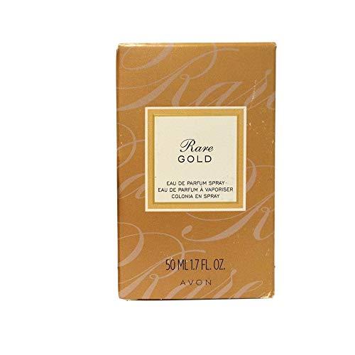 AVON RARE GOLD EAU DE PARFUME/ 50ML BY VETRARIAN