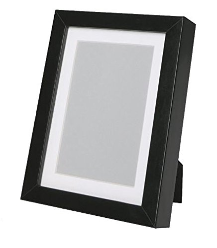 "IKEA Ribba Picture Frame Black (1, 8 ½ x 11"")"