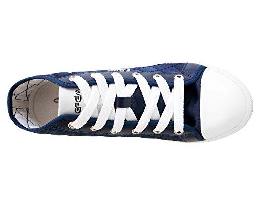 Mnx15 Mens Hiss Skor Höjd Öka 2,7 Ballong Marinen Kil Sneakers Hög Klack Sneakers Marinen
