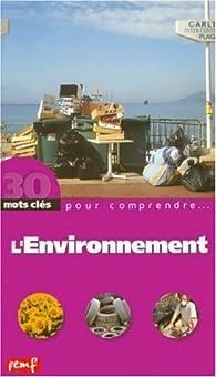 L'ENVIRONNEMENT par Pierre Guérin