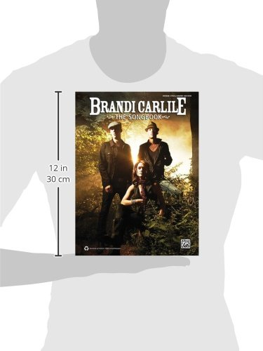 Amazon.com: Brandi Carlile The Songbook Guitar Lyric/Chord Edition ...