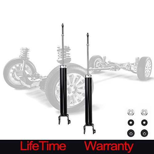 Alxiang 2pcs Rear Right+Left Side Strut Shock For 03-05 Infiniti G35 Coupe Without Sport Suspension & 03-06 Infiniti G35 Sedan Truck