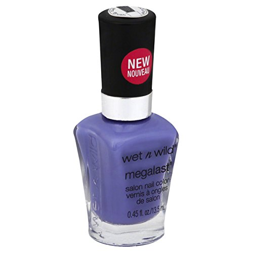 Wet n Wild MegaLast Nail Color 213C On a Trip