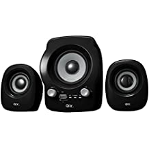QFX 2.1 USB Powered Multimedia Speaker System Consumer Electronics