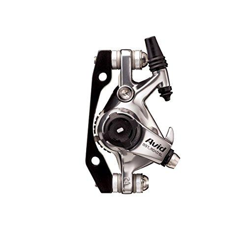 hanical disc Brake Grey Front or Rear No Rotor No Adapter ()