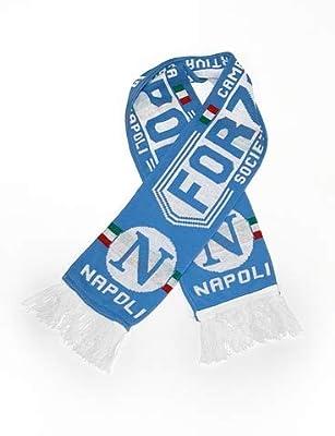 Napoli Naples   Soccer Fan Scarf   Premium Acrylic Knit
