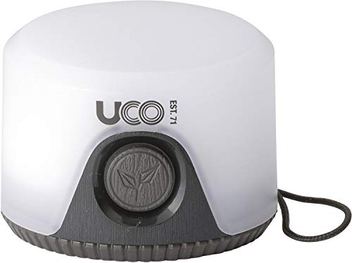 UCO Sprout 100 Lumen Hang-Out Mini Camping Lantern, Black