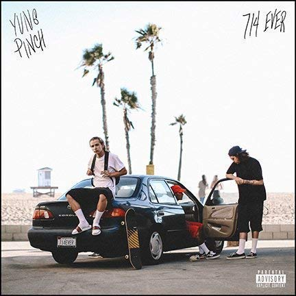 target achiver poster Album Cover Poster Thick Yung Pinch: 714 Ever Music 12x18