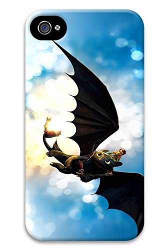 Your Own How To Train Your Dragon Film Series PC Hard new case for iphone 4