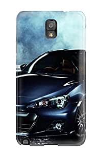 Lovers Gifts Excellent Design Subaru Brz 24 Phone Case For Galaxy Note 3 Premium Tpu Case