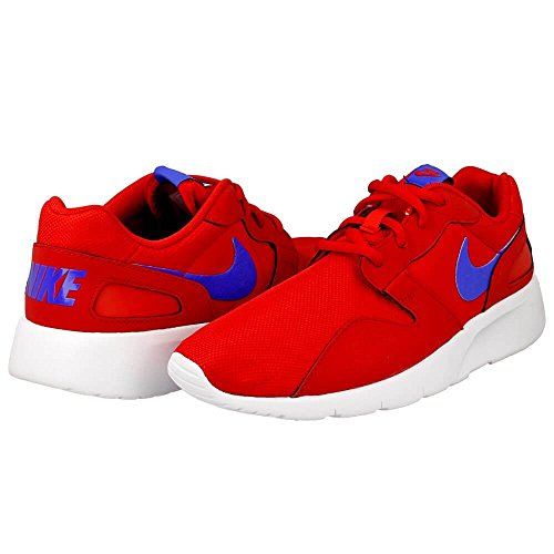 Nike Youths Kaishi Red Synthetic Trainers 37.5 EU by NIKE (Image #6)