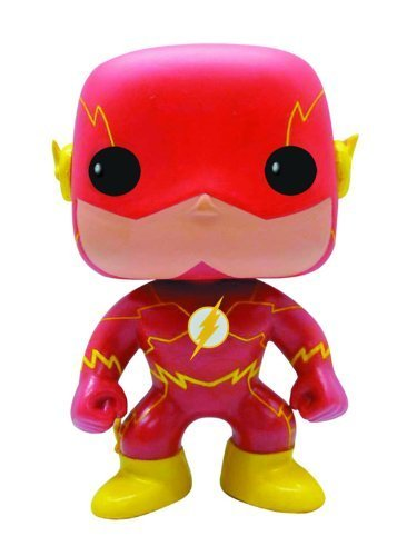 Firestorm Costume Legends Of Tomorrow - Funko POP Heroes: New 52 Version The Flash Vinyl Figure by Diamond Comic Distributors