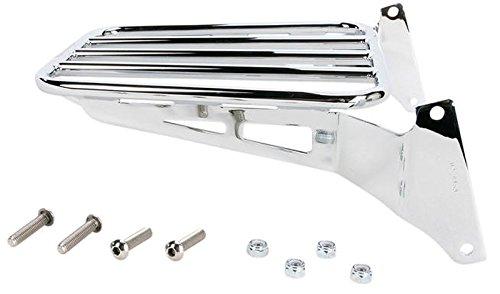 Cobra 17 Standard Chrome Sissy Bar /& Tube Luggage Rack Combo Kit all models/_02-5468 Kawasaki VN900 Vulcan