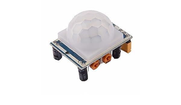 lonfener HC SR 501 humano Sensor Module pyroelektrische Sensor de ...