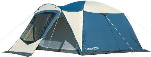 余暇リテラシーogawa(オガワ) テント ドーム型 スクートDX6 [6人用] 2732