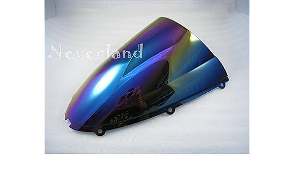 lesuzza (TM) Nueva motocicleta de iridio doble capa de ...