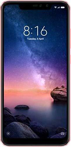 Redmi Mi Note 6 Pro (Black, 6GB RAM, 64GB Storage)