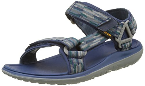Teva Men's Terra - Float Univ 2.0 Sports and Outdoor Lifestyle Sandal, Blue (Tancion Navy), 8 UK (42 EU)